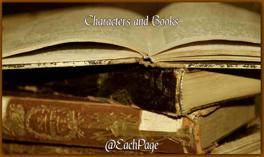 List of Favourite Characters andBooks
