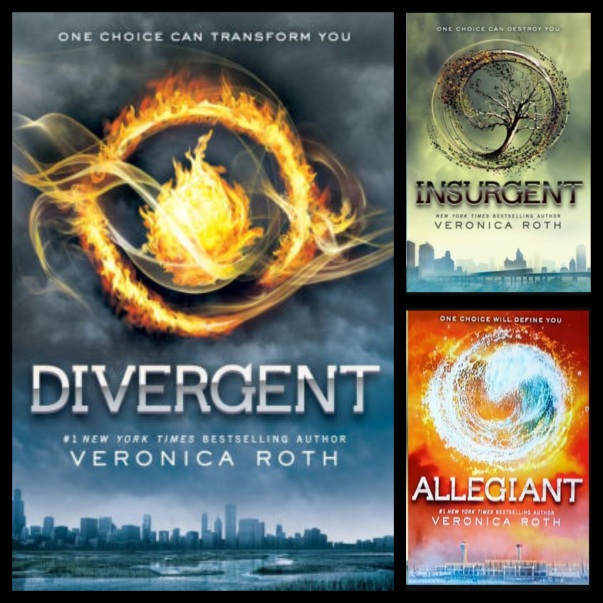 divergent trilogy review