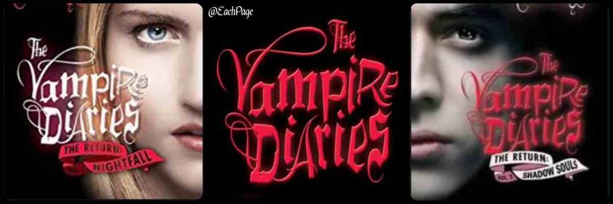 The Vampire DiariesSeries