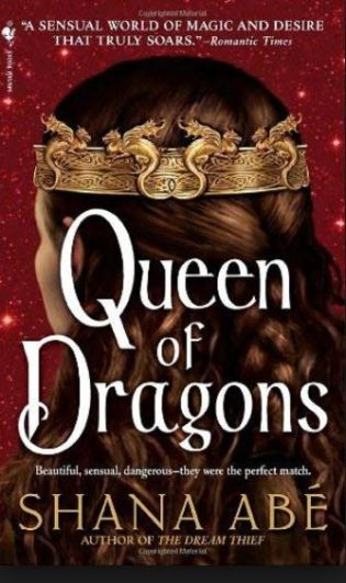 queen dragons cover