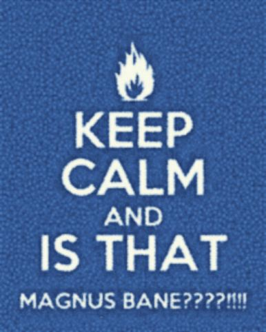 Keep Calm Magnus