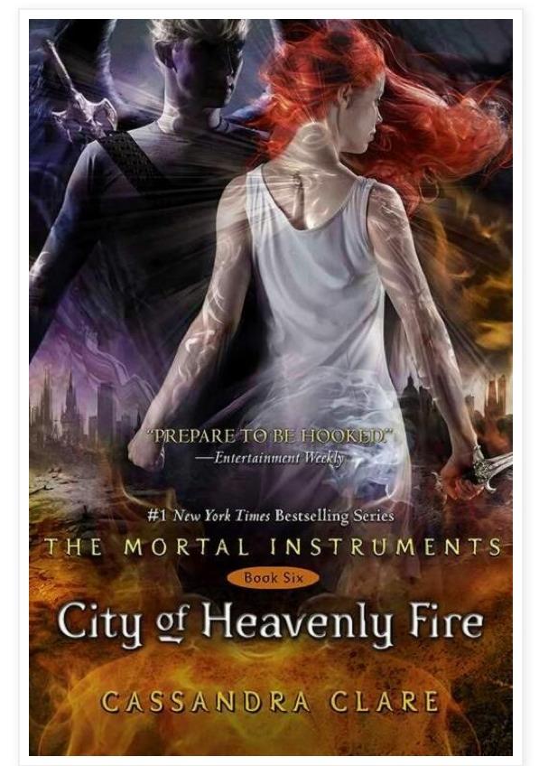 City of HeavenlyFire