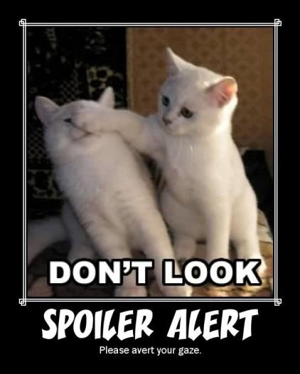 SpoilerAlert kittens