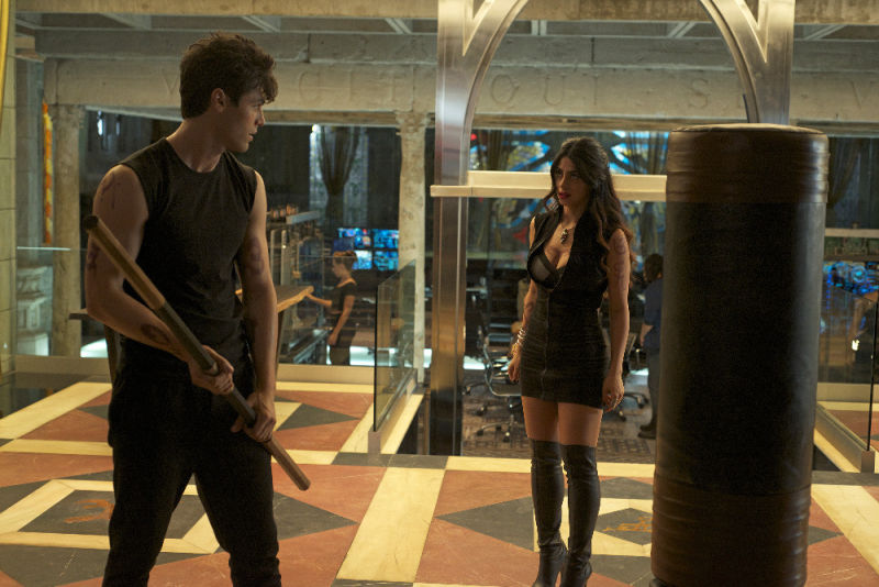 Shadowhunters TV: Episodes 4 to6