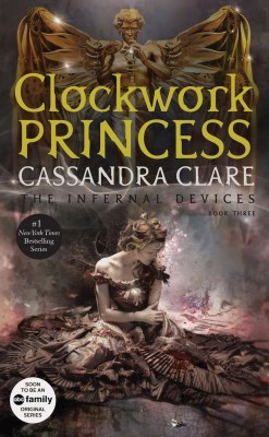 Clockwork Princess Book