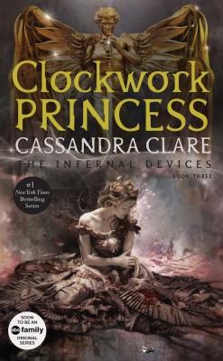 Clockwork Princess Book