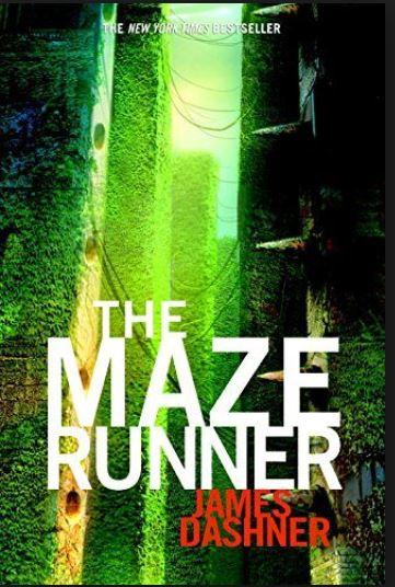 the-maze-runner-book