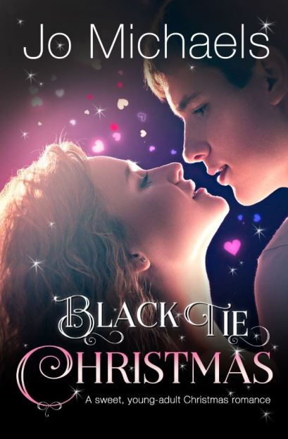 black-tie christmas-young-adult-book5