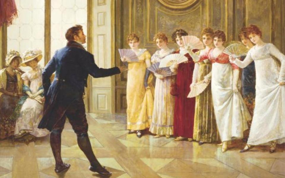 Fitzwillian Darcy, Gentleman