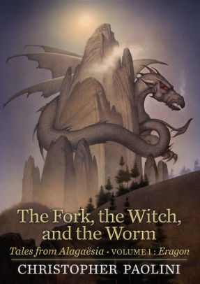 Book The Fork the Witch and the Worm