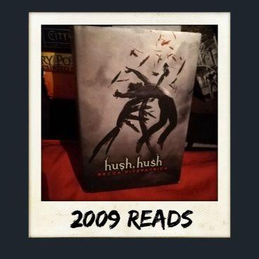 books 2009 hush hush
