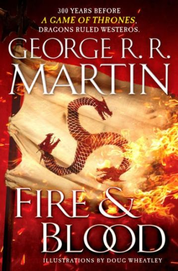fire blood book cover
