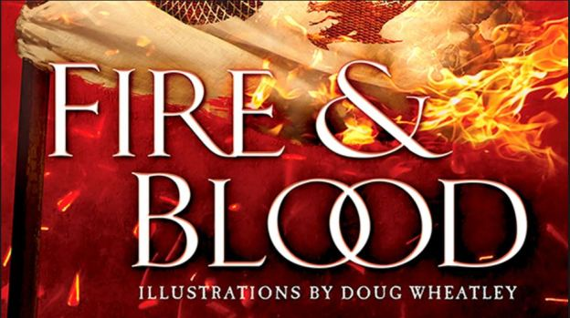 fire blood book