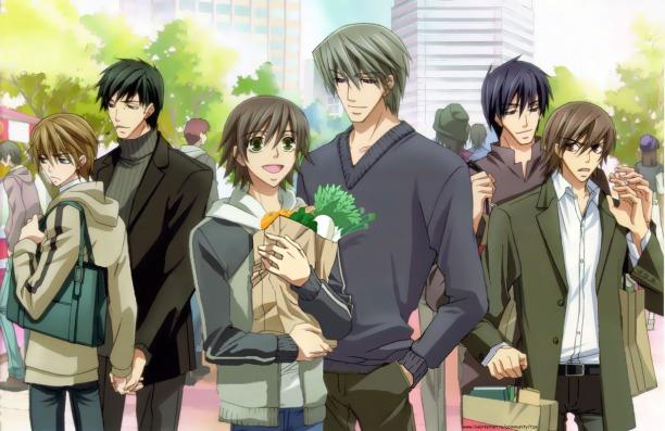 AnimeJunjou-Romantica