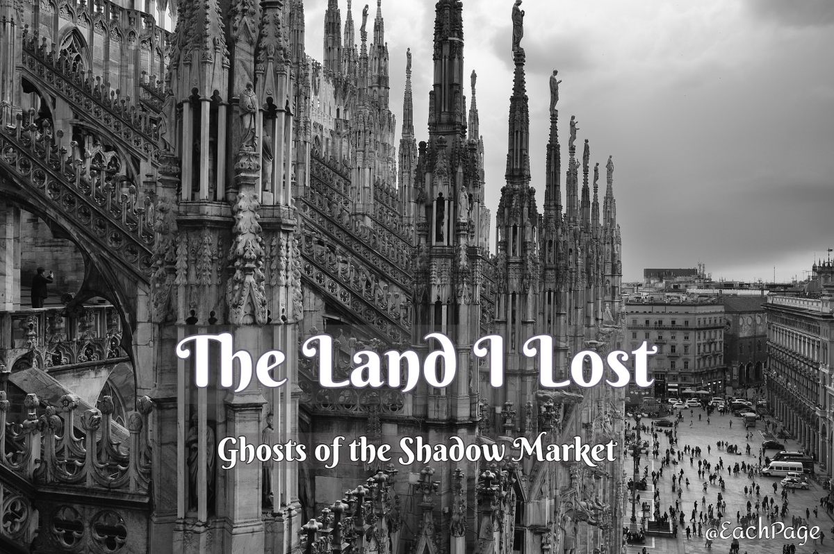 the land i lost book review