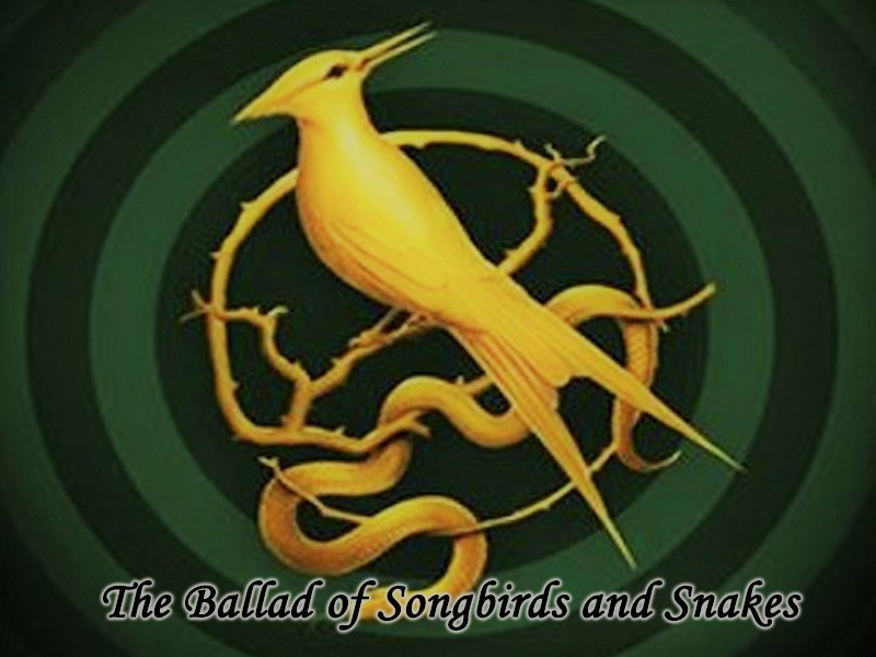 The Ballad of Songbirds andSnakes