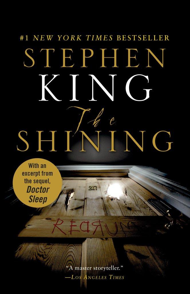 the shining stephen king book