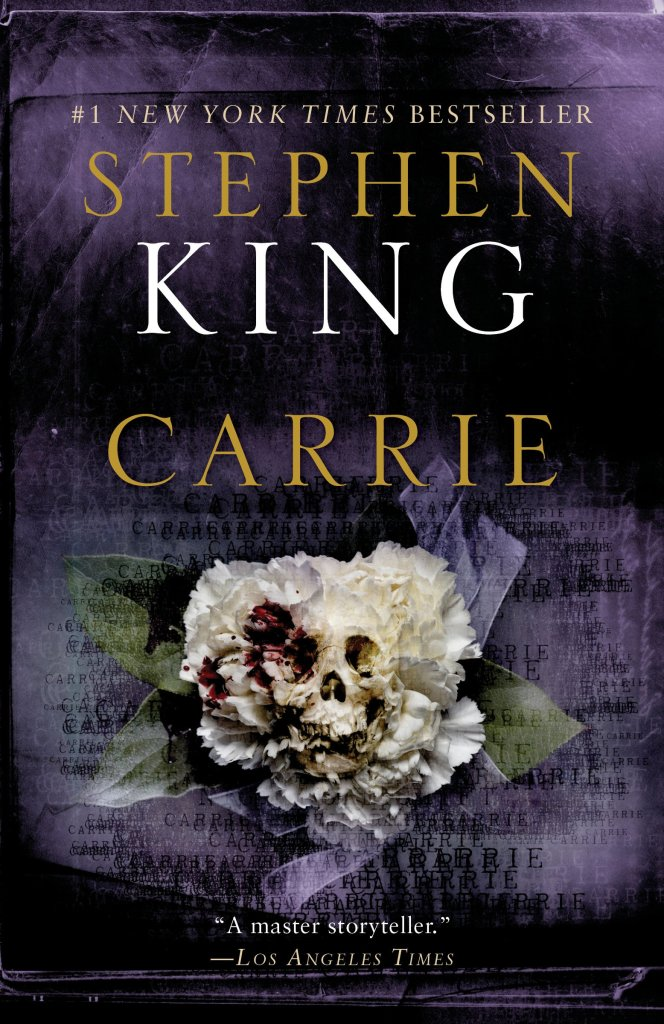 carrie book cover alternative
