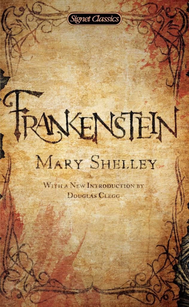 frankenstein mery shelley