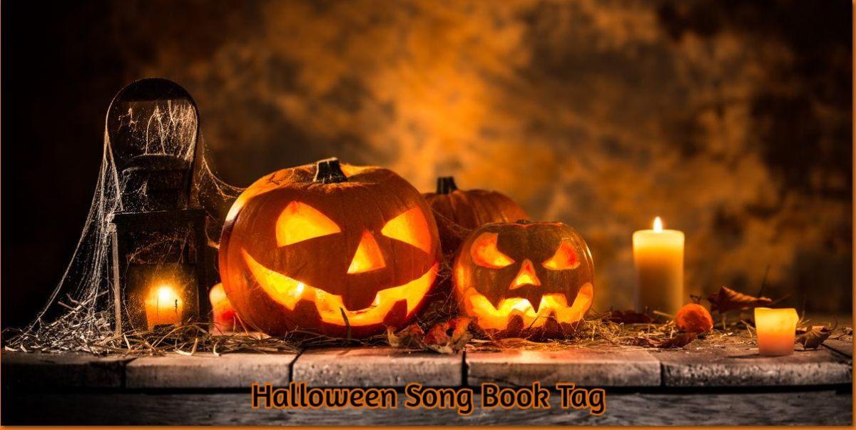 Halloween Song Book Tag –ReTag?