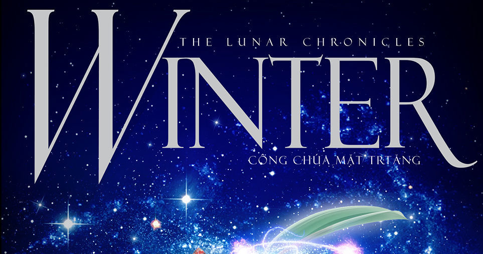 The Lunar Chronicles 4: Winter❄️