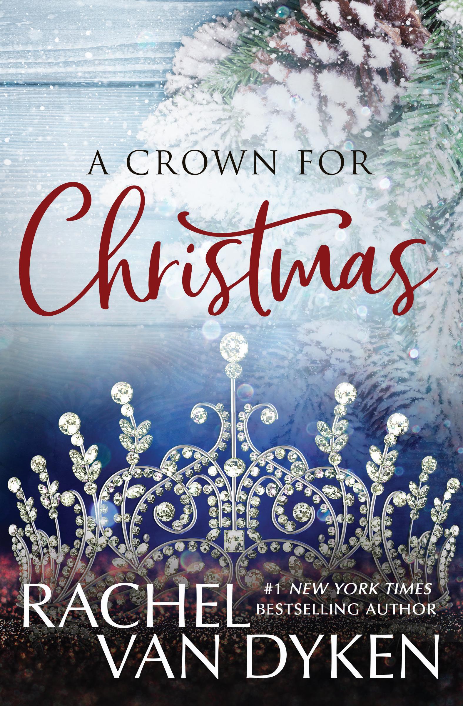 crown christmas book