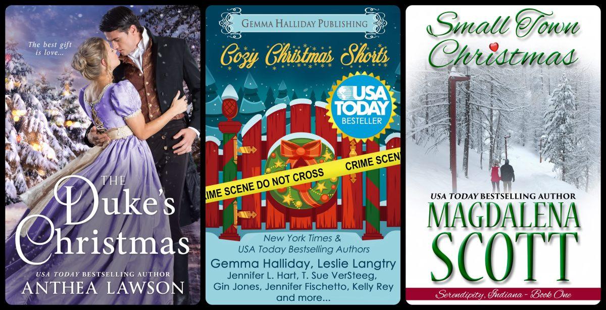 5 Christmas-related eBooks