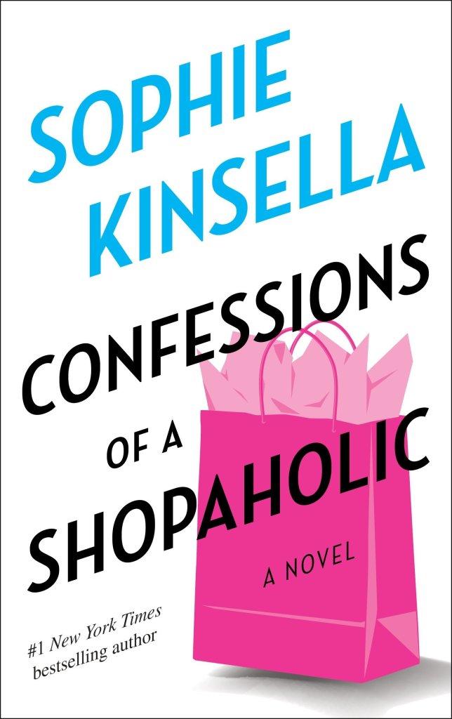 shopaholic book cover