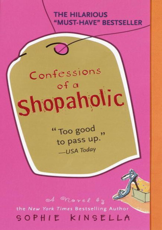 book review shopaholic