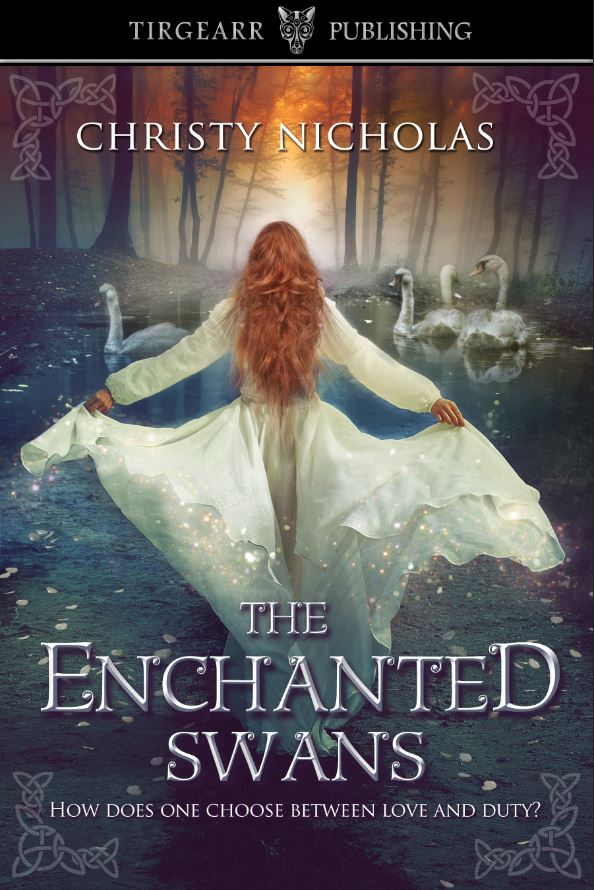 enchanted swans book cover