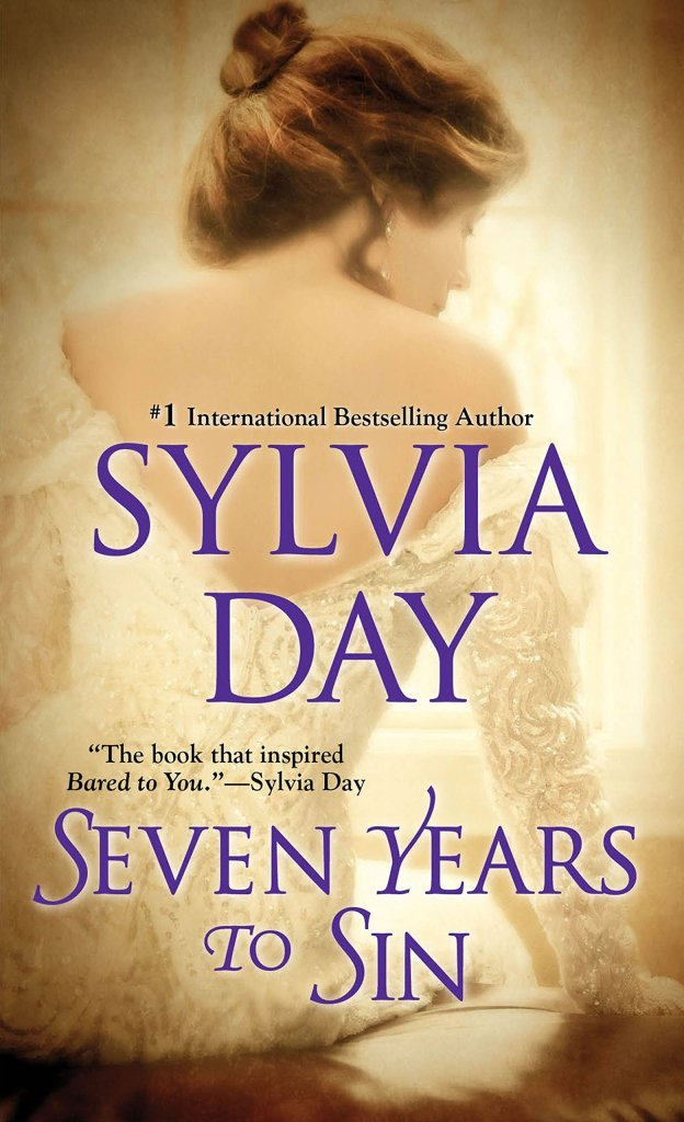 seven years to sin sylvia day cover