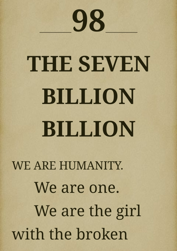last star 7 billion