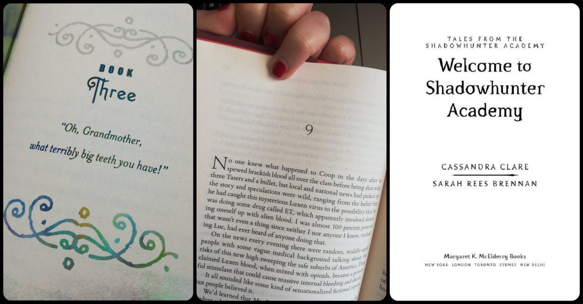 book review YA