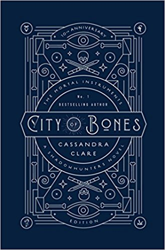 city of bones cassie clare