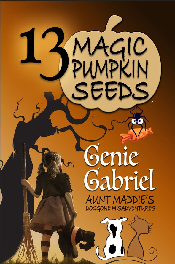 magic pumpkin seeds cover