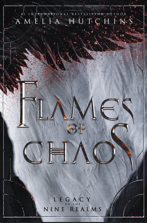 nine realms book series flames of chaos