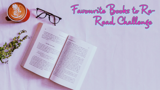 favourite books challenge eachpage