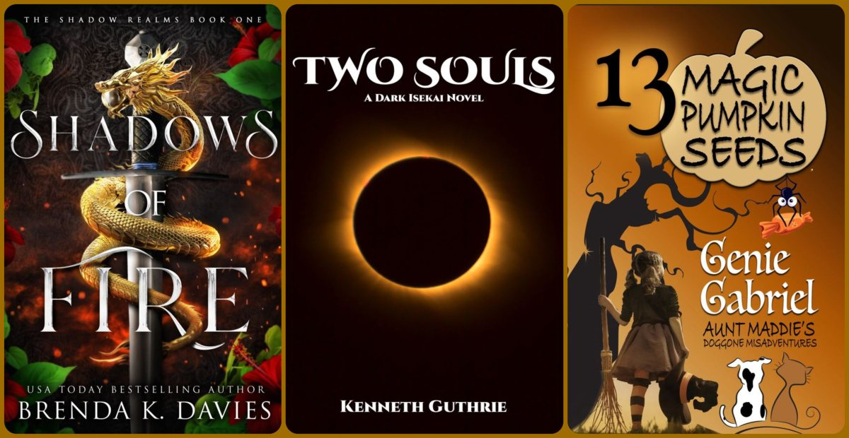 5 eBooks for 0.99 orLess